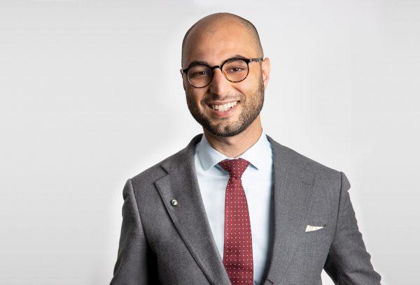 Burn out jurist Milad Rahnama'i